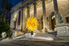 Free The Montreal Museum Of Fine Arts MMFA Royalty Free Stock Photography - 83291487