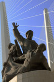 The Monument To Merchant Seamen Died In The Second World War Stock Photography