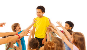 Free The Most Popular Kid In Class Stock Photo - 59048670