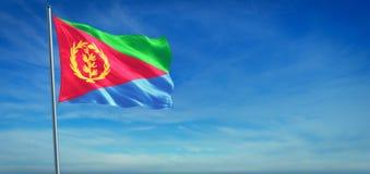 Free The National Flag Of Eritrea Stock Image - 187950421