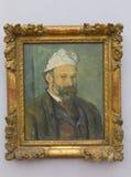The Neue Pinakothek - Paul Cézanne Royalty Free Stock Photos