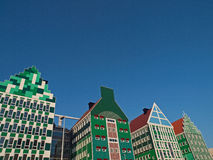 The New City Hall In Zaandam Stock Photos