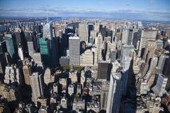The New York City Panorama Stock Photos