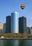 The New York City Skyline Stock Photo