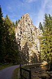 The Nuns Rocks In The Erzgebirge Royalty Free Stock Images