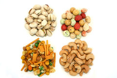 The Nuts Royalty Free Stock Photo