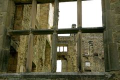 The Old Hall, Hardwick, Derbyshire. Royalty Free Stock Images
