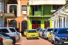 The Old Panama City