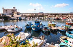 Free The Old Port Of Pozzuoli Stock Photography - 108409742