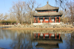 The Old Summer Palace Stock Photo