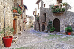 Free The Old Town. Spain Stock Images - 44326334
