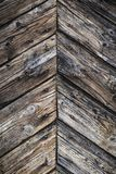The Old Wooden Doors Royalty Free Stock Photo