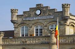 Free The Oldest Dutch Railway Station In Valkenburg Stock Photography - 100268912