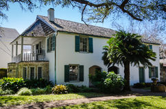 The Oldest House - St. Augustine, FL Royalty Free Stock Images