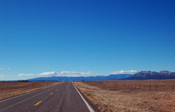The Open Road Stock Photography