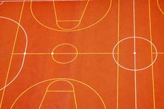 Free The Orange Sports Ground Stock Images - 14750734