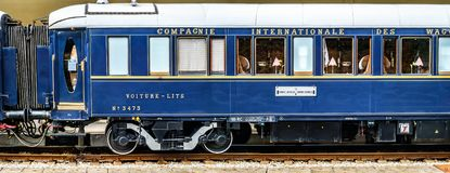 Free The Orient Express Royalty Free Stock Images - 145324369