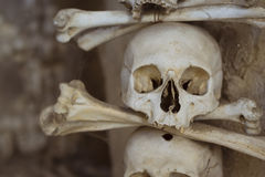 Free The Ossuary In Sedlec Kostnice, Kutna Hora, Czech Republic Royalty Free Stock Photos - 60620398
