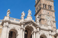 Free The Papal Basilica Of Saint Mary Major In Rome, Italy. Royalty Free Stock Image - 50371056