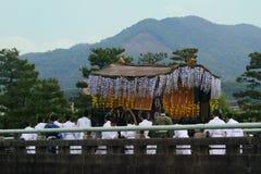 Free The Parade Of Kyoto Aoi Festival, Japan. Stock Image - 87053751