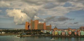 Free The Paradise Island Nassau Beach Stock Photography - 67110782