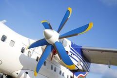 Free The Passenger Plane Stock Photography - 11082412