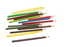 The Pencils Stock Photography