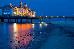 Free The Pier Of Sellin Royalty Free Stock Image - 24336686