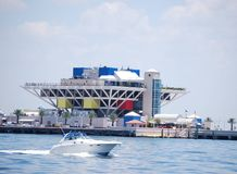 The Pier-St. Petersburg, Florida Royalty Free Stock Photos