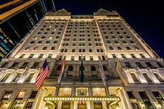 Free The Plaza Hotel, In Midtown Manhattan, New York City Royalty Free Stock Image - 147453666