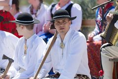 Free The Polish Constitution Day Parade 2018 Stock Image - 130135071