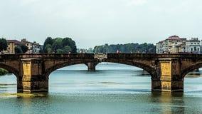 Free The Ponte Santa Trìnita Holy Trinity Bridge Stock Photography - 104203722