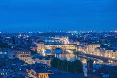 Free The Ponte Vecchio (Old Bridge) In Florence, Italy. Stock Photo - 25994180