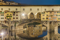 Free The Ponte Vecchio (Old Bridge) In Florence, Italy. Royalty Free Stock Photography - 26327557