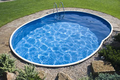 The Pool Royalty Free Stock Photography