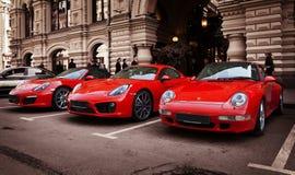 The Porsche 911 Stock Photos