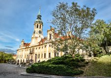 The Prague Loreto Is A Remarkable Baroque Historic Monument, A Place Of Pilgrimage With Captivating History. Stock Image