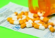 Free The Prescription Medication Stock Photos - 7100833