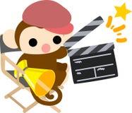 The Pretty Little Monkeys Royalty Free Stock Photo