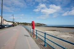 The Promenade Douglas Isle Of Man Royalty Free Stock Photos