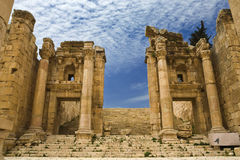 Free The Propylaea In Jerash Royalty Free Stock Photography - 16968457