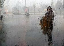 The Rain Royalty Free Stock Photography