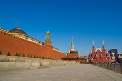 The Red Square Stock Image