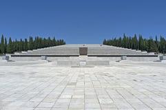The Redipuglia Italian War Memorial Stock Images