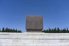The Redipuglia Italian War Memorial Royalty Free Stock Image