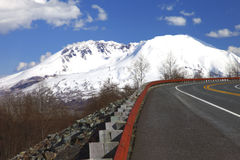 Free The Road To Mt. St. Helens. Stock Images - 14226114
