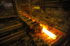 Free The Rolling Mill Stock Photography - 12324462