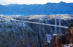 Free The Royal Gorge Bridge Is A Tourist Attraction Near Canon City, Stock Photo - 64505140