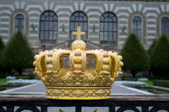 The Royal Palace In Stckholm Royalty Free Stock Images