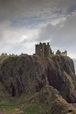 The Ruins Of Dunnottar Castle, Scotland Royalty Free Stock Photo